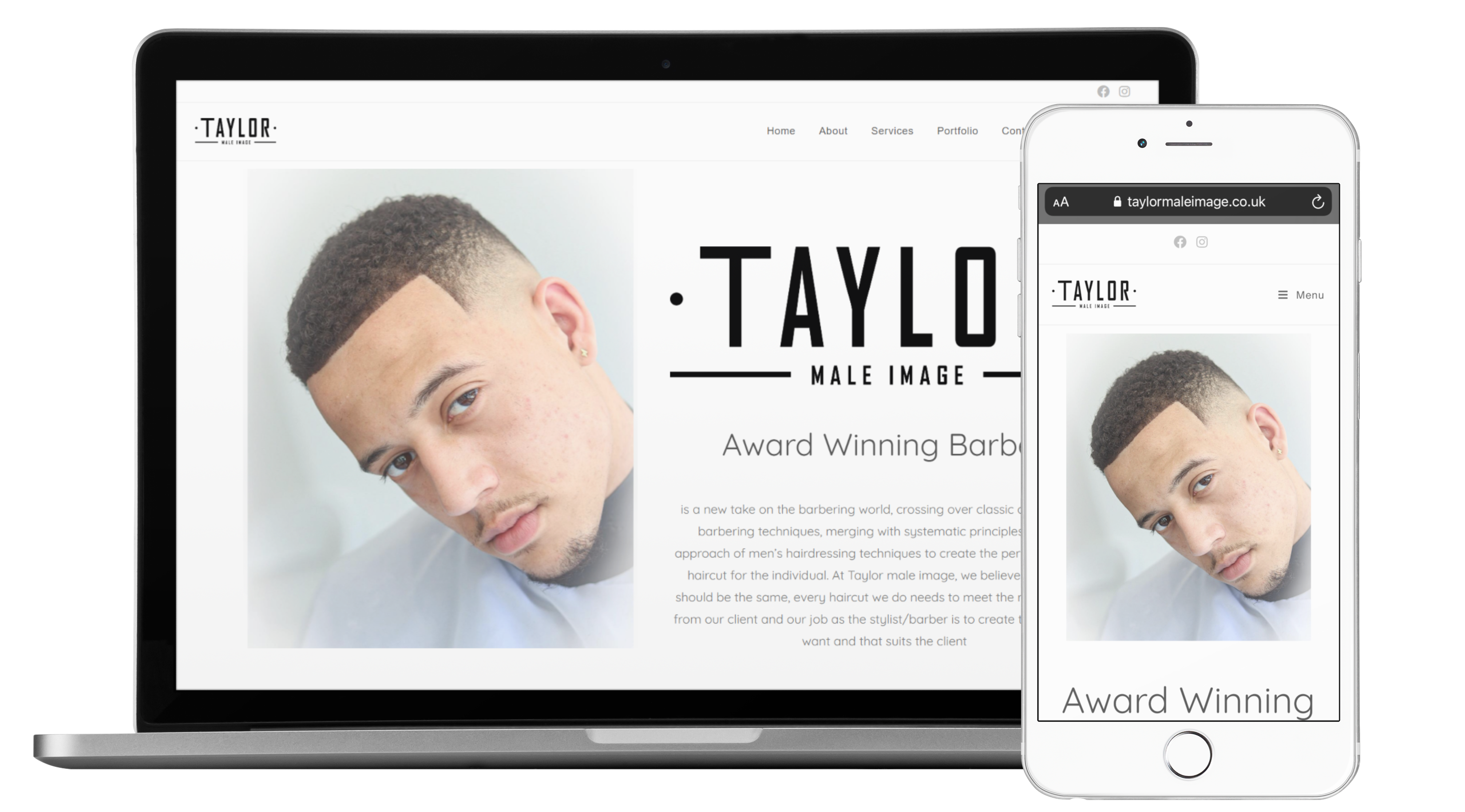 Taylor Male Image
